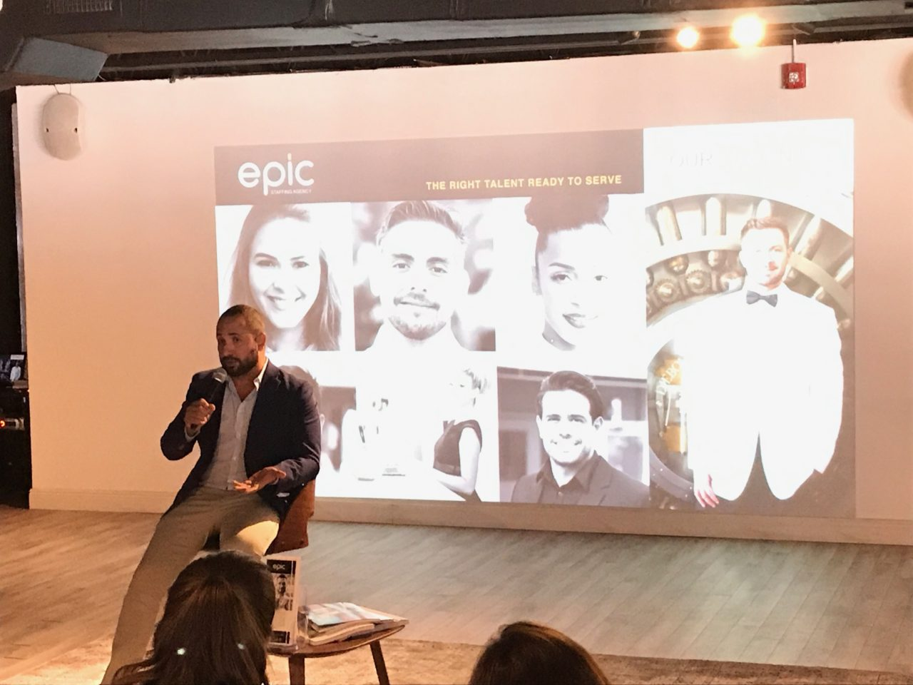 EPIC STAFFING FEATURES IN FOCUS MIAMI'S VENDOR SPOTLIGHT