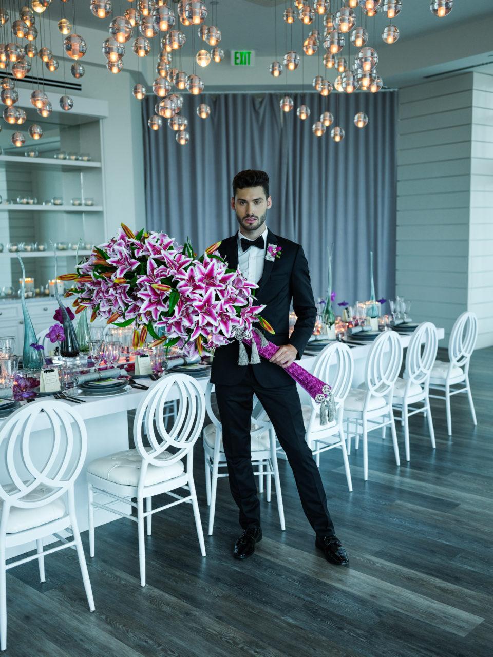 EPIC Staffing Agency chosen as part of the team for Ritz Carlton magazine shoot
